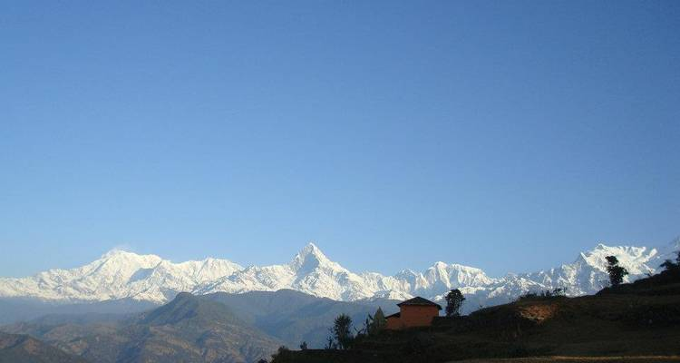 Mountain Bike Kathmandu to Pokhara - SpiceRoads Cycling