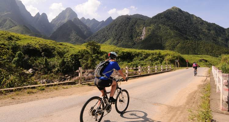 Mountain Biking Vietnam's Northwest Mountains (6 days) - SpiceRoads Cycling