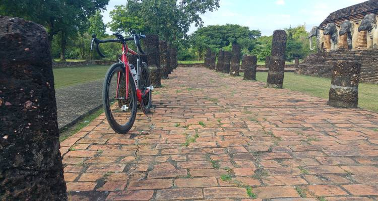 Cycling Chiang Mai to Bangkok - SpiceRoads Cycling