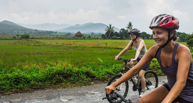 Golden Triangle Explorer - SpiceRoads Cycling