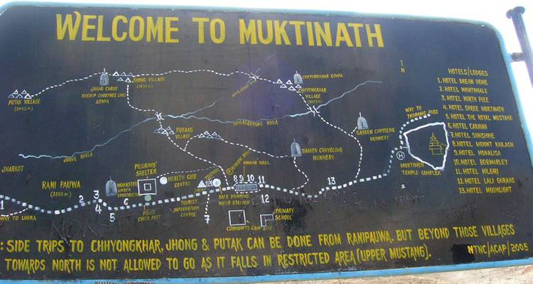 Jomsom Muktinath Trek - Ace the Himalaya
