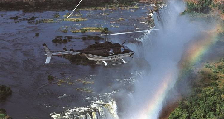 Chobe and Victoria Falls - Acacia Adventure Holidays