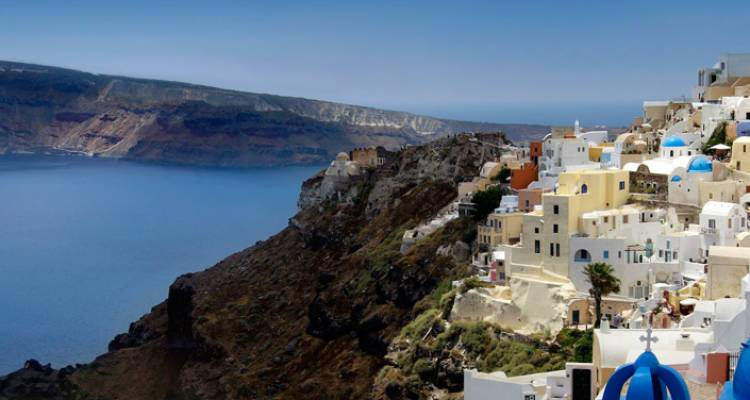 Sail Greece: Santorini to Mykonos - Intrepid Travel