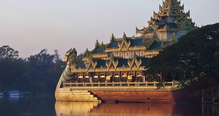 Classic Myanmar Adventure - G Adventures