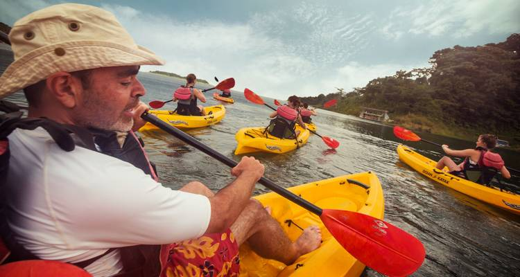 Costa Rica Kayaking Adventure - G Adventures