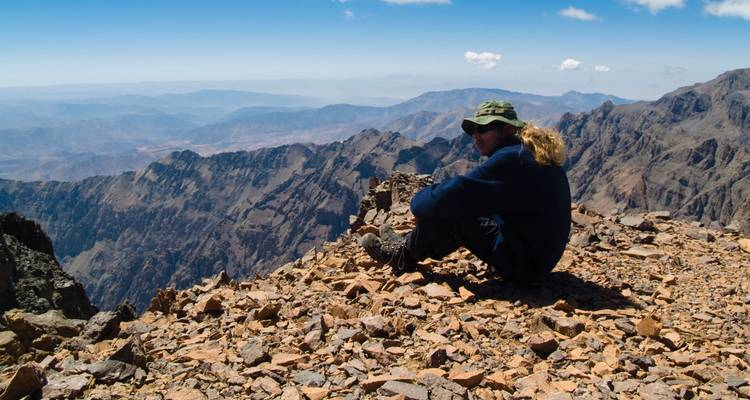 Climb Mt Toubkal - G Adventures