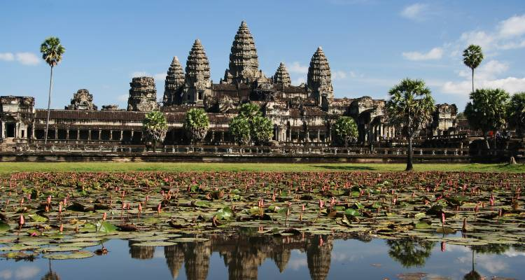 Journey to Angkor Wat - 15 days - On The Go Tours