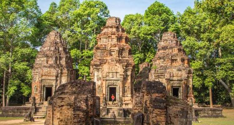 Saigon to Siem Reap - 9 days - On The Go Tours