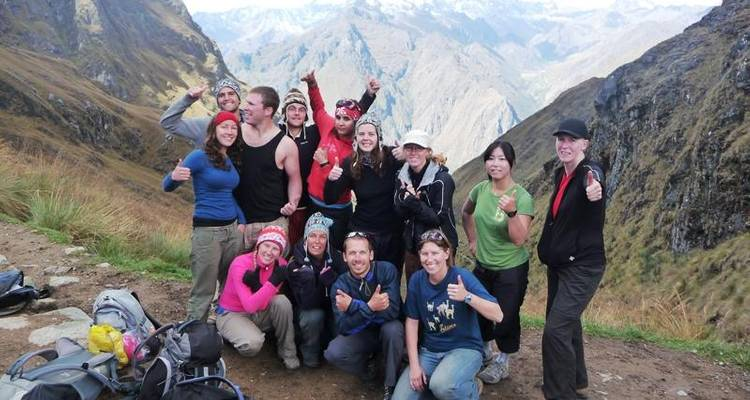Walking With The Incas - Encounters Travel