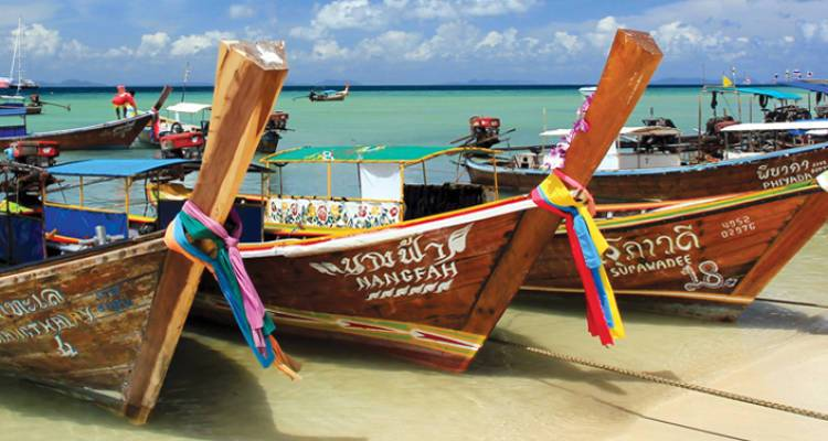 Sail Phuket to Ko Phi Phi - Intrepid Travel