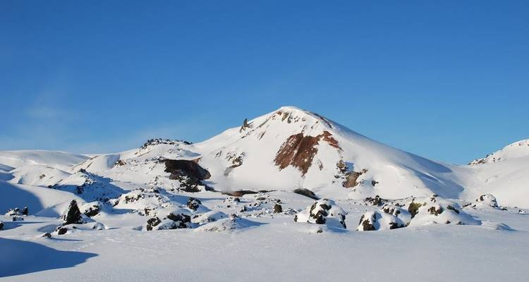 Ultimate Adventure Tour - Icelandic Mountain Guides