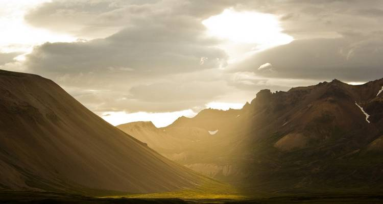 Hiking at the End of the World - Icelandic Mountain Guides