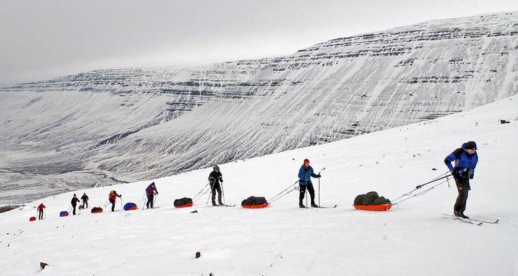 Sprengisandur - Traverse of the Icelandic Highlands - Icelandic Mountain Guides