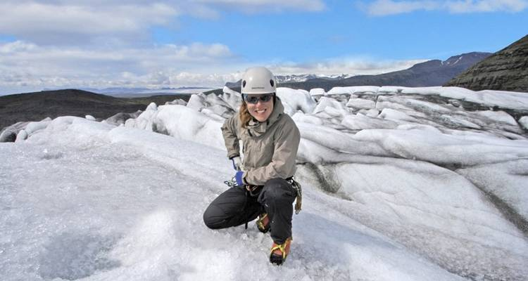 Ice Climbing I Beginners Course - Icelandic Mountain Guides