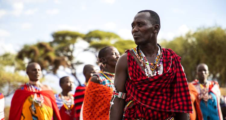 Maasai and Migration - Absolute Africa