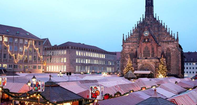 Christmas Markets with Paris 2018 - Scenic Luxury Cruises & Tours