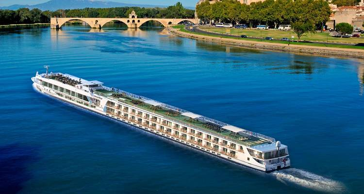 Spectacular South of France with Paris - Scenic Luxury Cruises & Tours