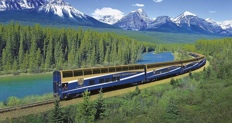 Grand Tour of Canada & Alaska with Boston (from Vancouver to Boston) - Scenic Luxury Cruises & Tours