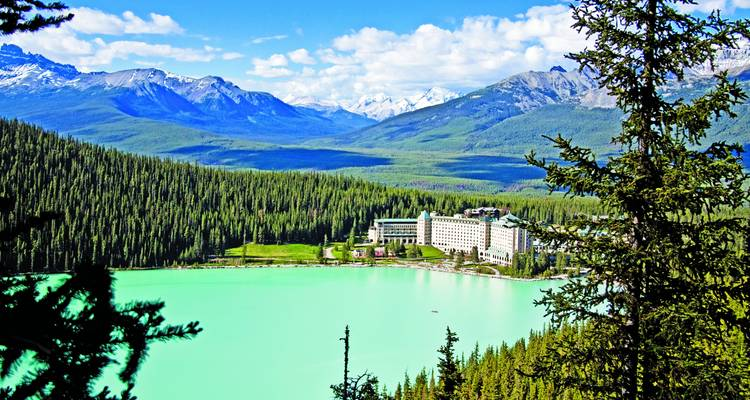 The Rockies, Voyage of the Glaciers & Arctic Circle - Scenic Luxury Cruises & Tours