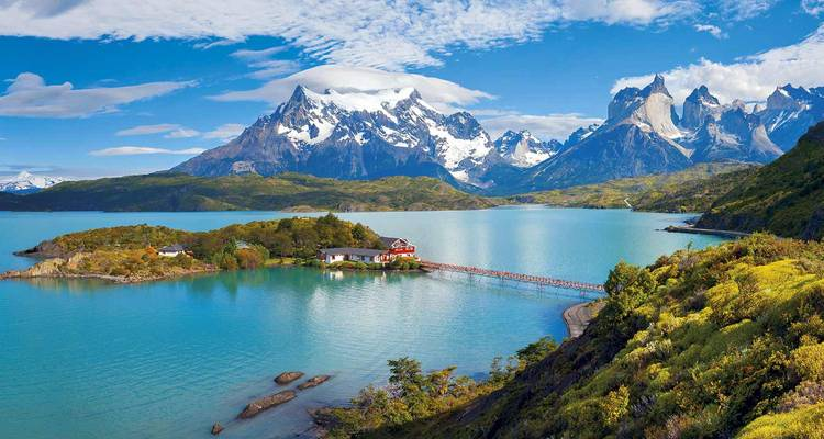 Icons of South America & Patagonian Adventure - Scenic Luxury Cruises & Tours