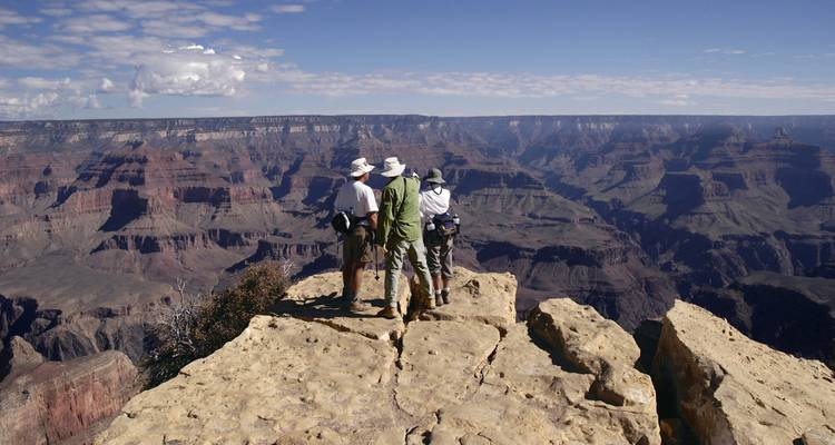 Grand Canyon South Rim Private Tour for groups of up to 5 guests - Bindlestiff Tours