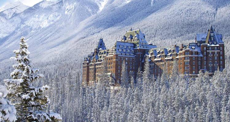 Christmas in the Rockies 14 Days - Scenic Luxury Cruises & Tours