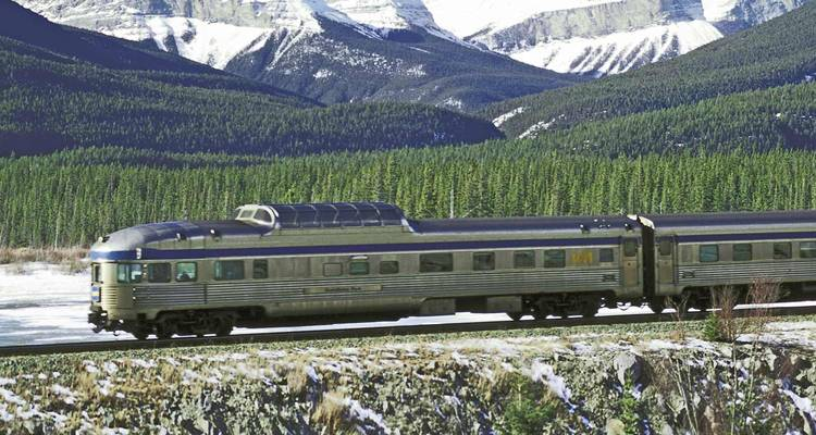 Christmas in the Rockies 12 Days - Scenic Luxury Cruises & Tours