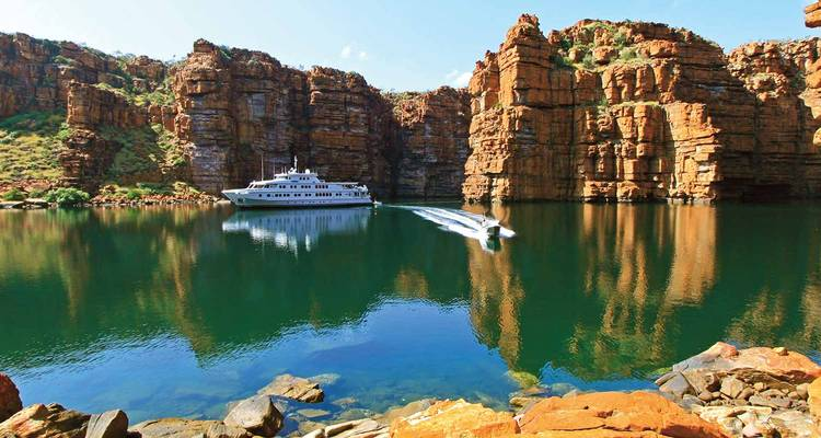 Kimberley Snapshot Cruise - Scenic Luxury Cruises & Tours