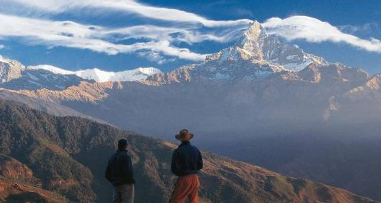 Ultimate Annapurna Dhaulagiri - World Expeditions