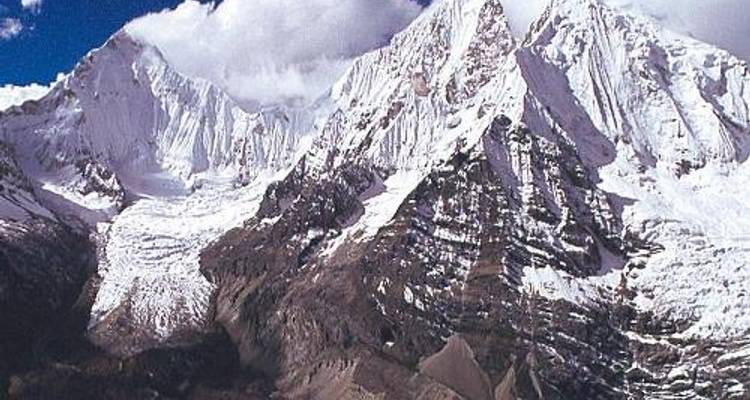 Huayhuash Circuit - World Expeditions