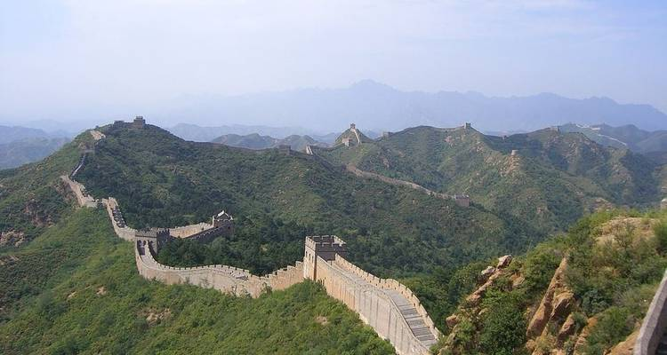 Great Wall Trek - World Expeditions