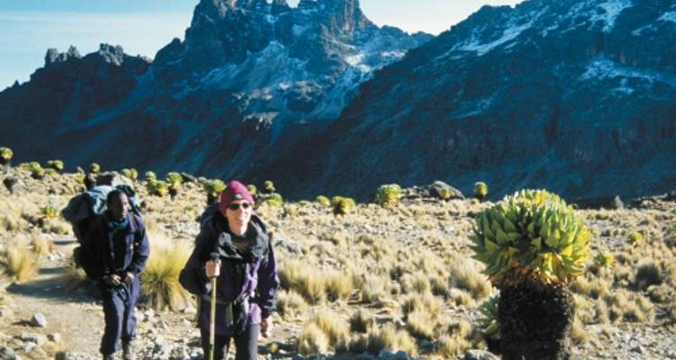 Mount Kenya Ascent - World Expeditions