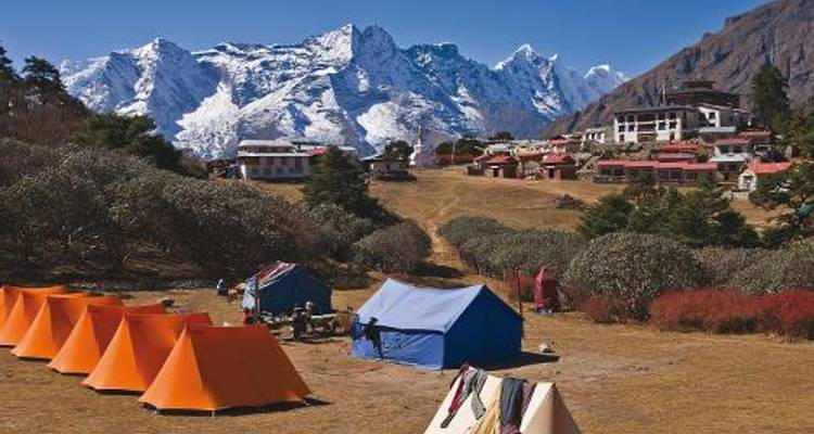 Ama Dablam Base Camp Trek - World Expeditions