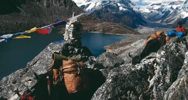 Bhutan Snowman Trek - World Expeditions