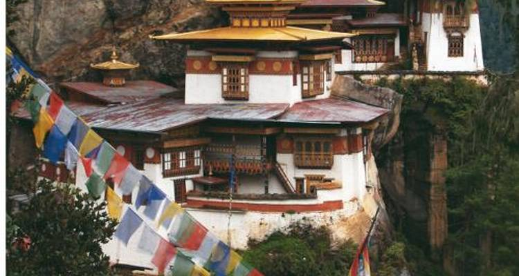 Bhutan Dragon Kingdom - World Expeditions
