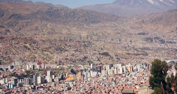 Cusco to La Paz - World Expeditions