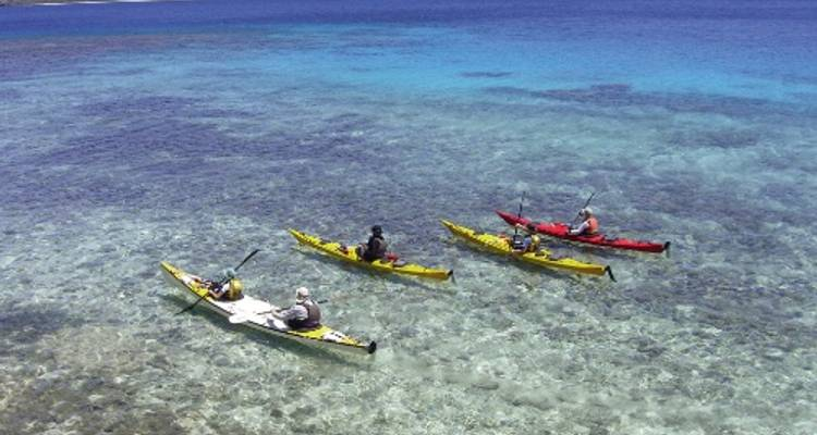 Yasawa Islands Sea Kayaking - Fiji - World Expeditions