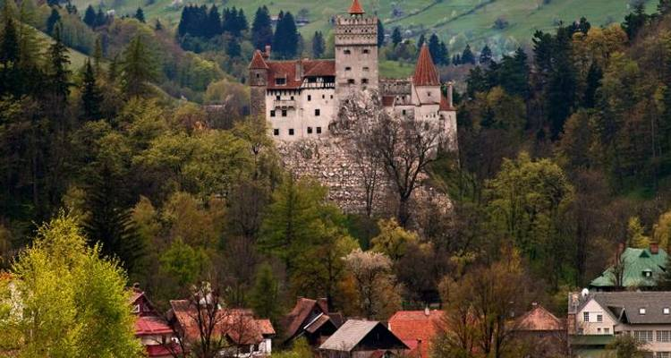 Halloween in Transylvania - G Adventures