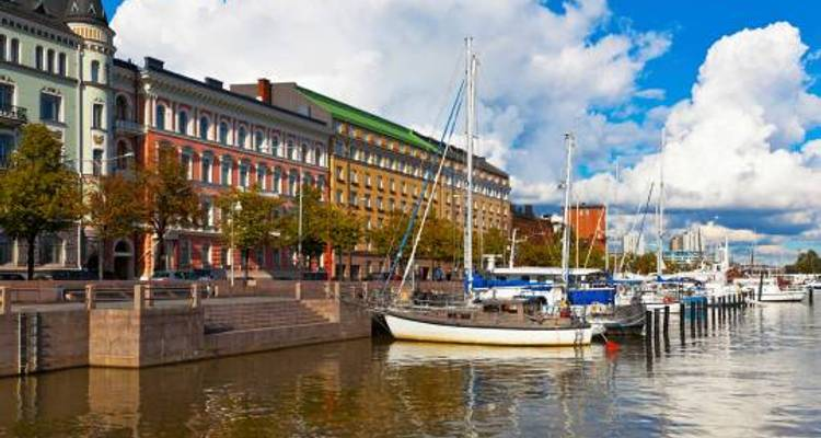 Helsinki to St Petes - 6 days - On The Go Tours