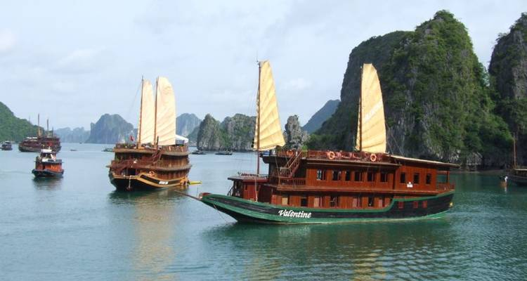 Thai Indochina Grand Tour - Exodus Travels