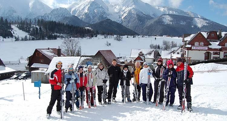 Tatra Winter Activity Week - Exodus Travels