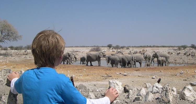 Namibian Adventurer - Exodus Travels