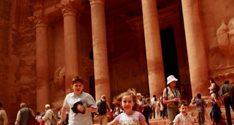 The Lost City of Petra Family Holiday - Exodus Travels