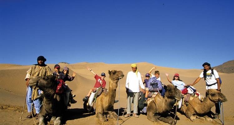Camels & Kasbahs Family Holiday - Exodus Travels