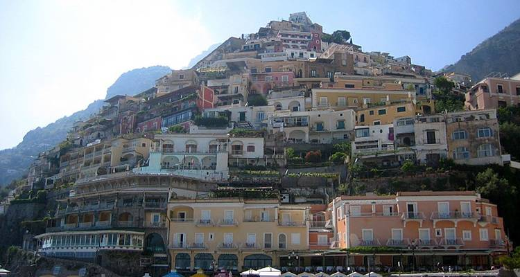 Amalfi Coast: Pompeii & Pizza - Exodus Travels