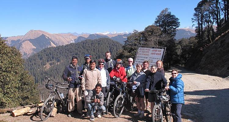 Cycling India's Hill Stations - Exodus Travels
