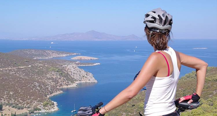 Cycling in Greece - Exodus Travels