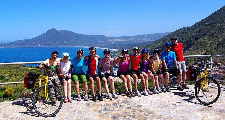 Cycling in Sardinia - Exodus Travels