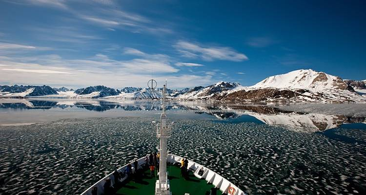 Introduction to Spitsbergen - Exodus Travels