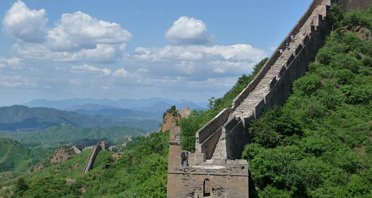 Walking the Great Wall - Exodus Travels